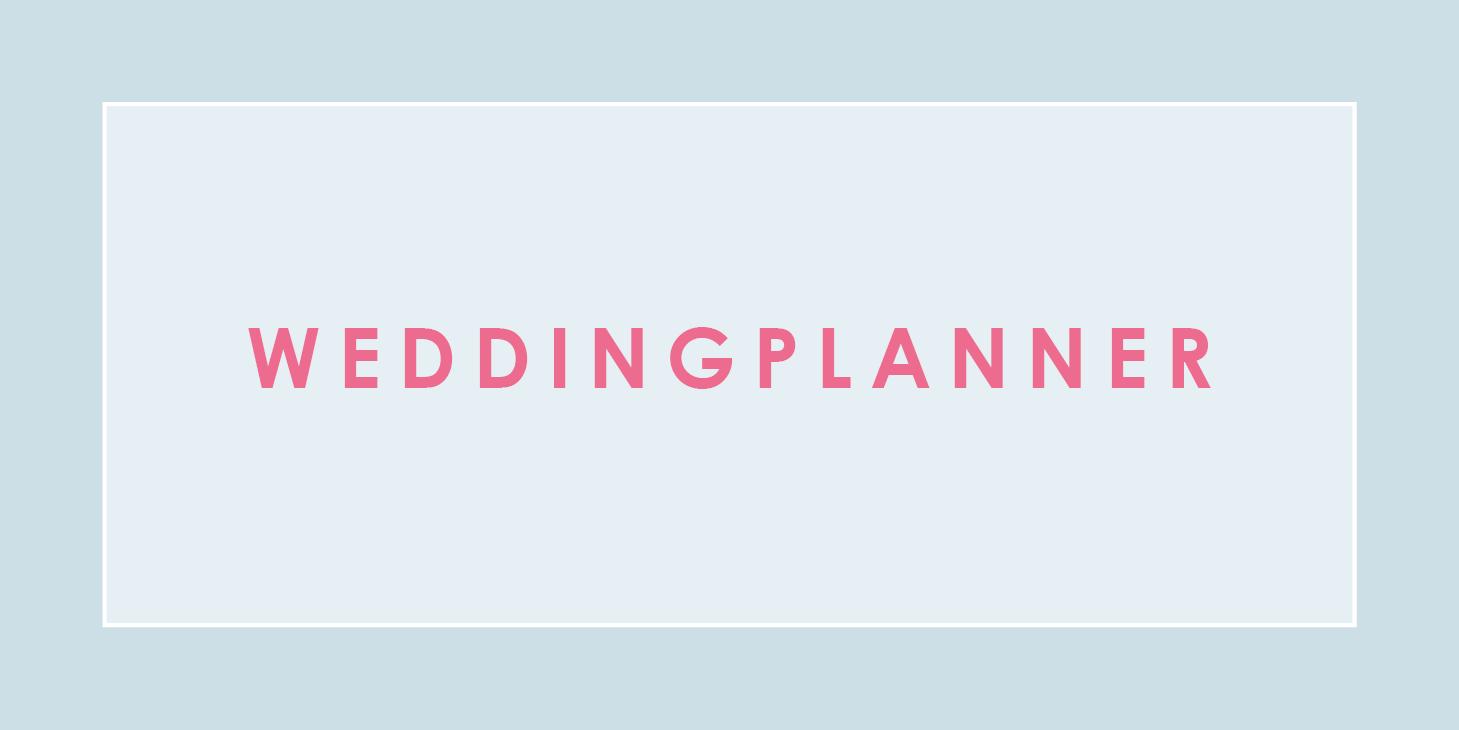 Tarieven Weddingplanner