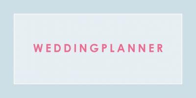 Diensten Weddingplanner